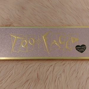 💖NWT Too Faced Then and Now Eyeshadow Palette